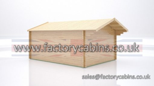 Factory Cabins Alresford - FCBR0169-2500