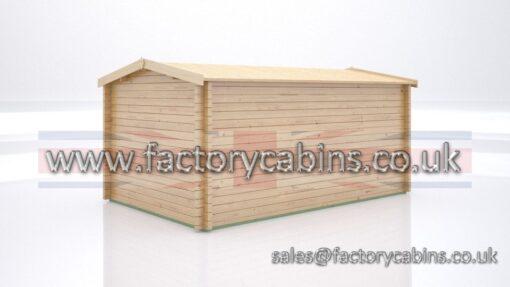 Factory Cabins Ashburton - FCBR0049-2357