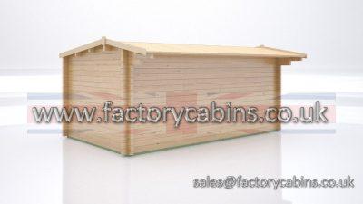 Factory Cabins Bampton - FCBR0051-2359