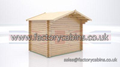 Factory Cabins Bideford FCBR0053-2361