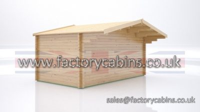 Factory Cabins Blackwater - FCBR0154-2485
