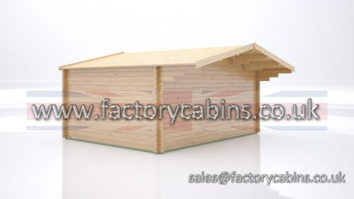 Factory Cabins Bordon - FCBR0155-2486