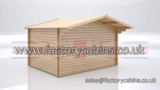 Factory Cabins Bracknell FCBR0002 - 2290