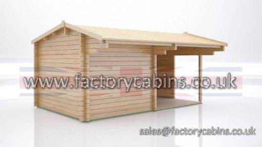Factory Cabins Bradley - FCBR0118-2428