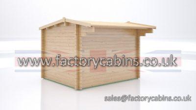 Factory Cabins Braunstone - FCBR0222-3023