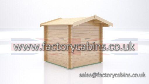 Factory Cabins Broxbourne - FCBR0200-2533
