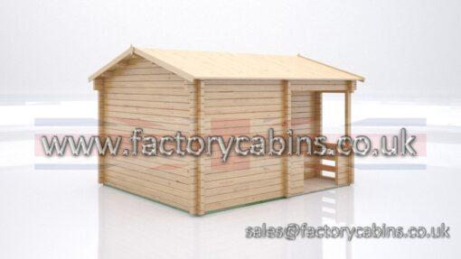 Factory Cabins Buckingham - FCBR0022-2328