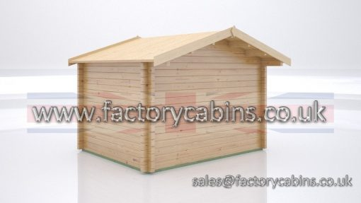 Factory Cabins Buntingford - FCBR0201-2534