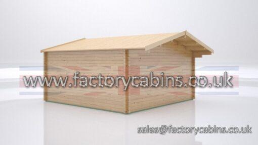 Factory Cabins Bushey - FCBR0202-2535