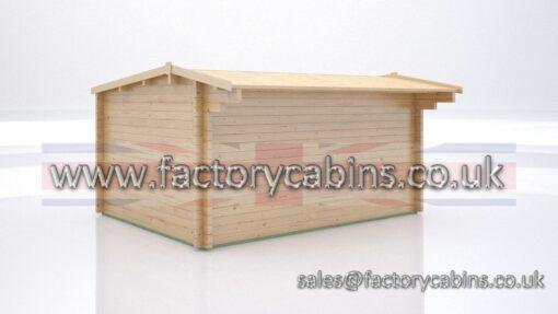 Factory Cabins Cambridge - FCBR0033-2341