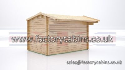 Factory Cabins Campden - FCBR0120-2430