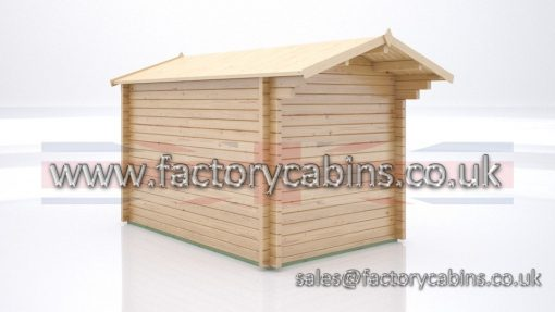 Factory Cabins Chagford - FCBR0058-2366