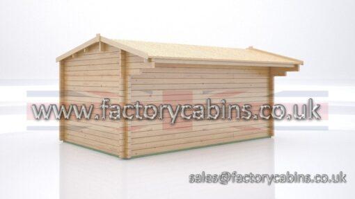 Factory Cabins Cheltenham - FCBR0119-2429