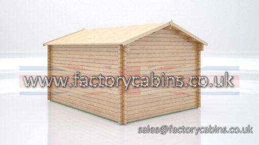 Factory Cabins Chesham - FCBR0023-2329