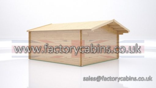 Bespoke Log Cabins- FCBR0203-2536