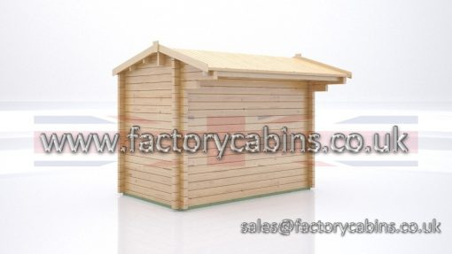 Factory Cabins Chipping - FCBR0121-2431