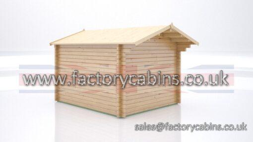 Factory Cabins Chudleigh — FCBR0059-2367