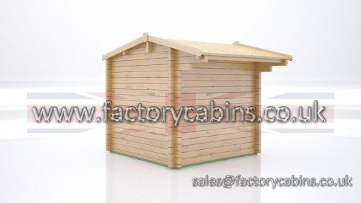 Factory Cabins Cinderford - FCBR0122-2432