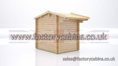 Factory Cabins Cirencester - FCBR0123-2433