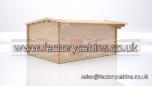 Factory Cabins Coalville - FCBR0223-3024