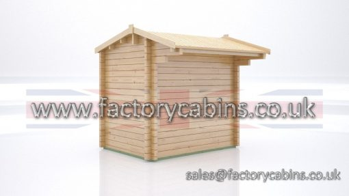 Factory Cabins Coleford - FCBR0124-2434