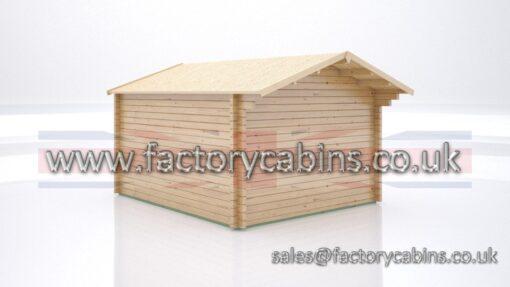 Factory Cabins Colyton - FCBR0061-2369