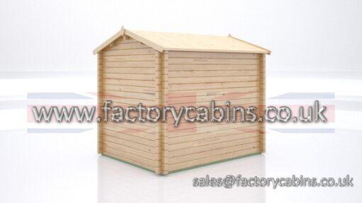 Factory Cabins Crediton - FCBR0062-2371