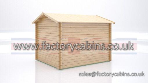Factory Cabins Dartmouth - FCBR0064-2373
