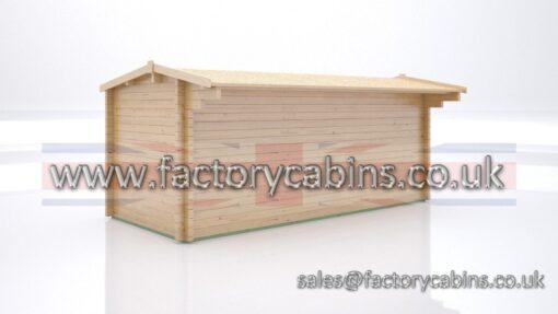 Factory Cabins Earl Shilton - FCBR0224-3027