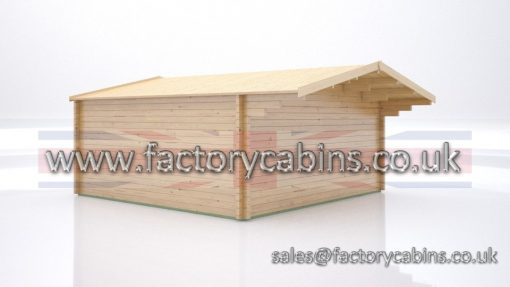 Factory Cabins Eastleigh - FCBR0156-2487