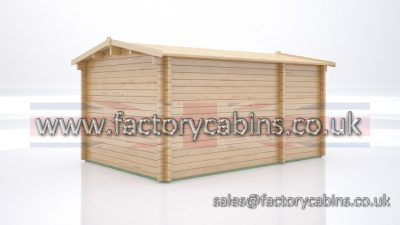 Factory Cabins Fairford - FCBR0126-2436