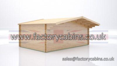 Factory Cabins Fareham - FCBR0158-2489