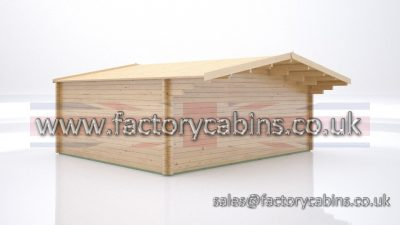 Factory Cabins Farnborough - FCBR0159-2490