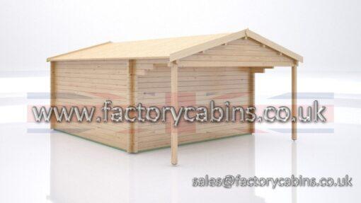Factory Cabins Fleet - FCBR0160-2491