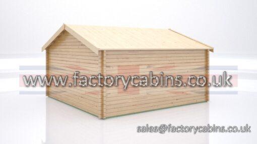 Factory Cabins Gillingham - FCBR0105-2414