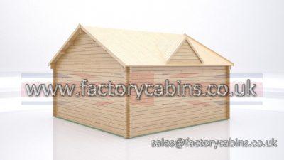Factory Cabins Gloucester - FCBR0128-2438