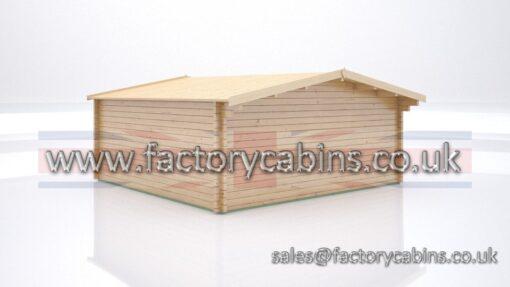 Factory Cabins Godmanchester - FCBR0037-2345