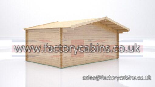 Factory Cabins Harpenden - FCBR0206-2539