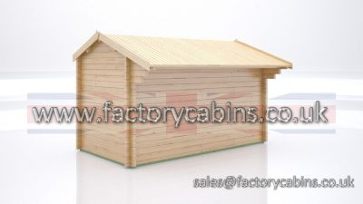 Factory Cabins Hatherleigh - FCBR0070-2379