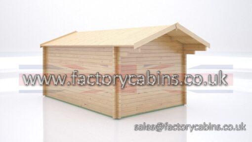 Factory Cabins Havant - FCBR0163-2494