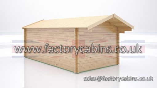 Factory Cabins Hedge End - FCBR0164-2495