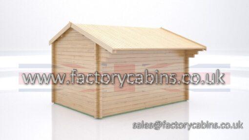 Factory Cabins Highampton - FCBR0071-2380