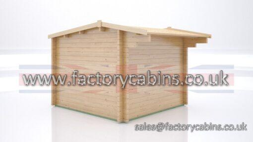 Factory Cabins Hoddesdon - FCBR0211-3005