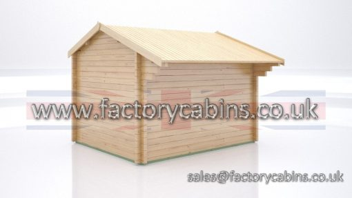 Factory Cabins Holsworthy - FCBR0072-2381