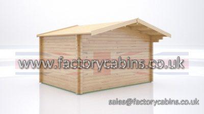 Factory Cabins Hythe - FCBR0165-2496