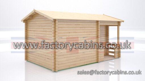 Factory Cabins Kingsbridge - FCBR0076-2385