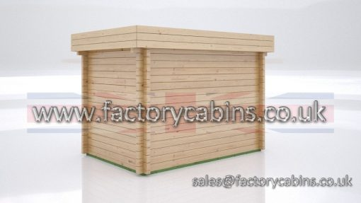 Factory Cabins Lambourn - FCBR0007-2296