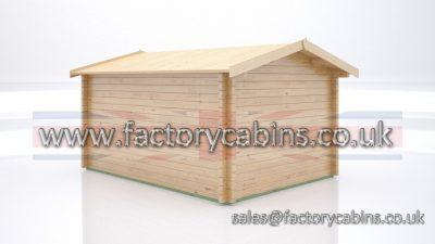 Factory Cabins Ledbury - FCBR0192-2524