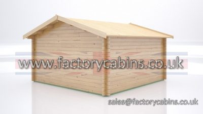 Factory Cabins Leominster - FCBR0193-2525