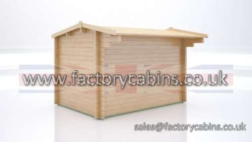 Factory Cabins Letchworth - FCBR0212-3006